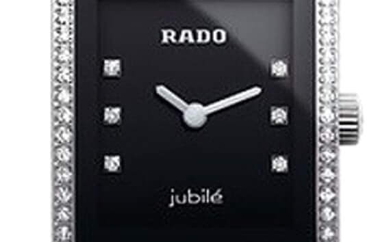 - Rado Centrix Automatic Open Heart Mens Watch