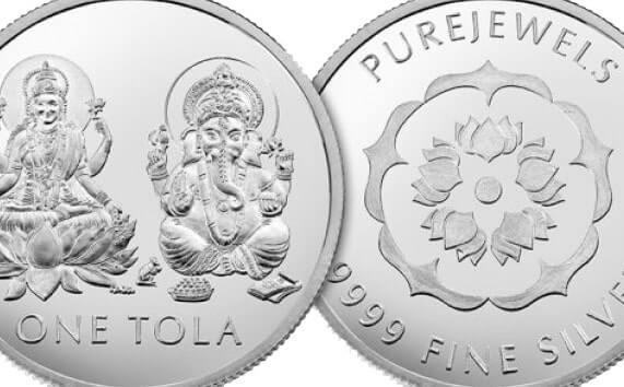 35 Silver Tola