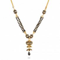 27582 - 22ct Gold Mangalsutra