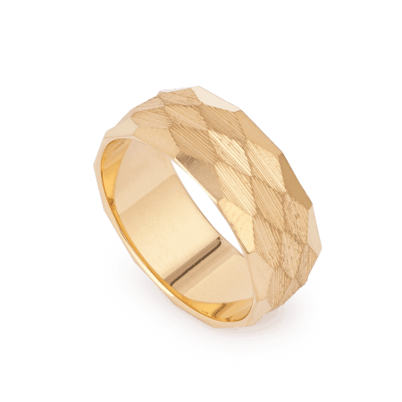 28228 - 22ct Gold Band Ring