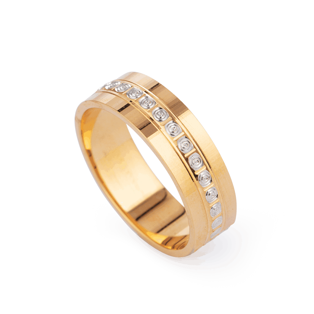 28231 - 22ct Gold Band Ring
