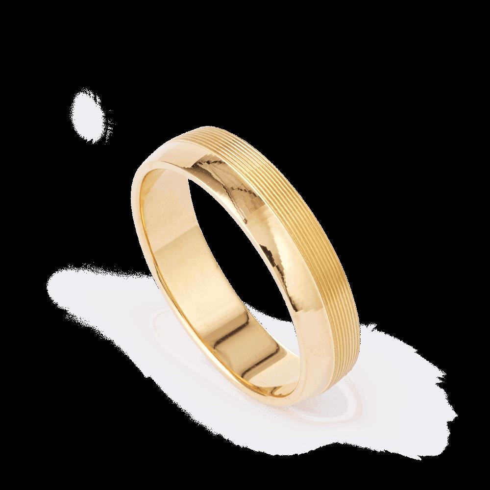 28233 - 22 Carat Gold Band Ring