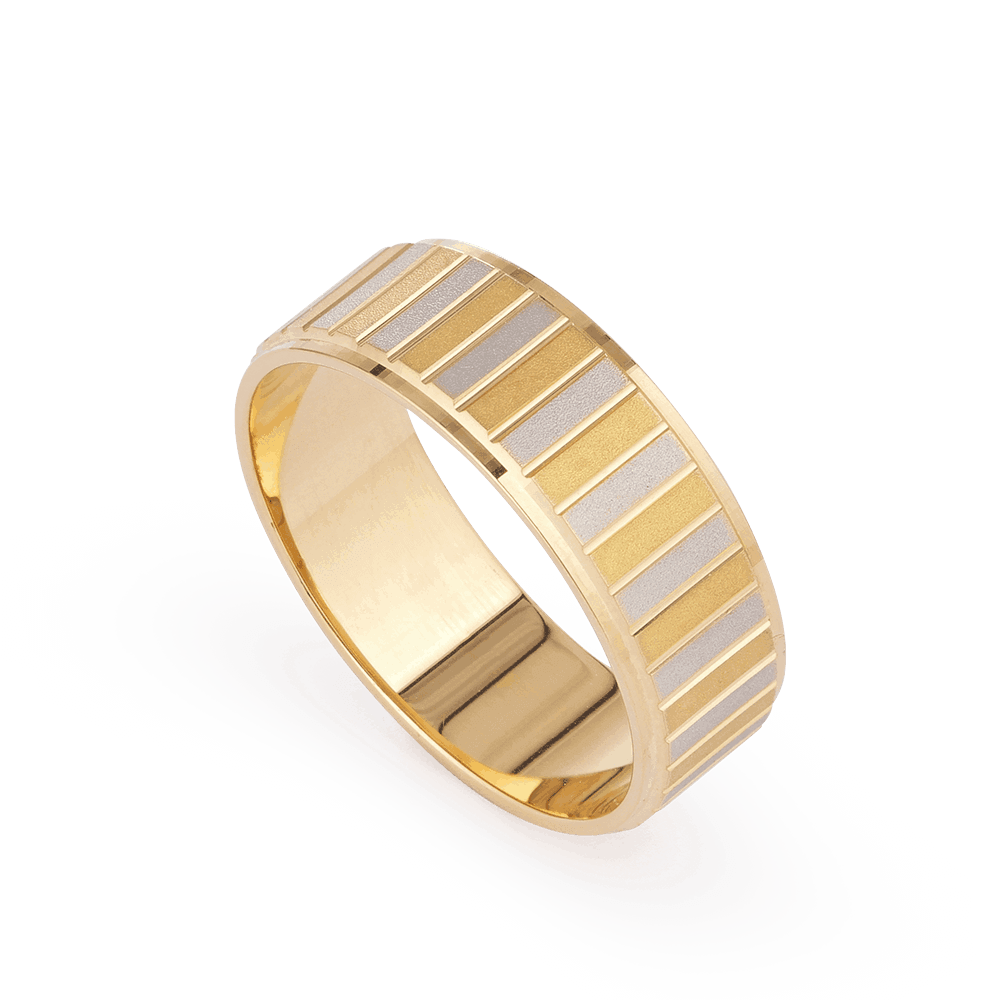 28243 - 22ct Gold Band Ring