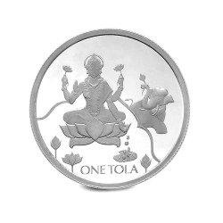 27133 - PureJewels' Padma Lakshmi Silver Tola