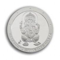 Ganash - 1/2oz - Silver Ganesh - 1/2oz