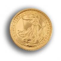 1/10oz Britannia - Gold 1/10oz Britannia in 24ct