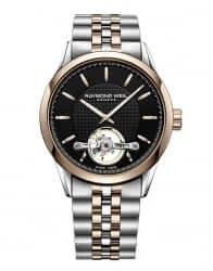 2780-SP5-20001 - Freelancer Men's Rose Gold Open Aperture Watch