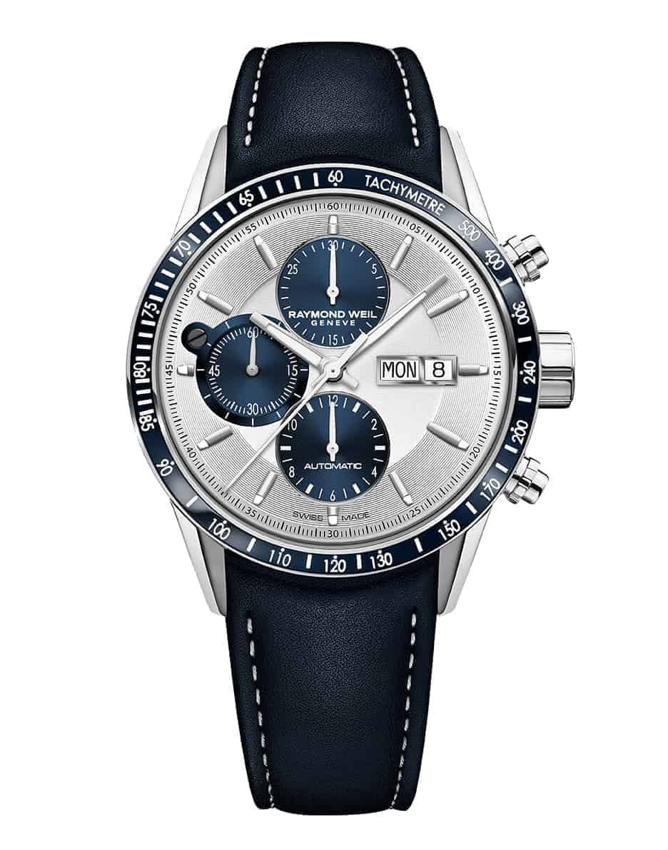 7731-SC3-65521 - Raymond Weil Freelancer Automatic Chronograph Mens Watch