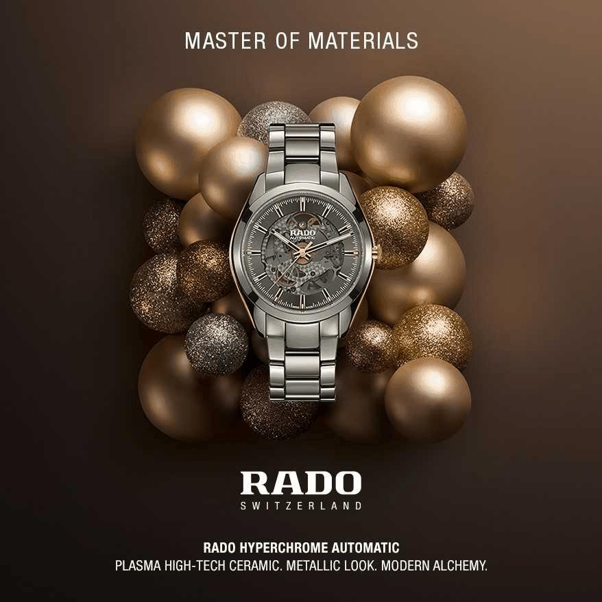 rado banner mobile
