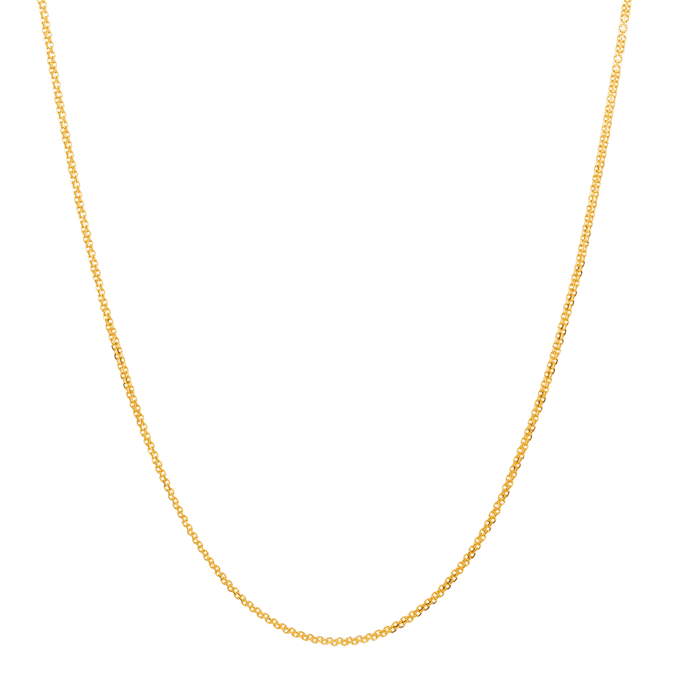 "22880 - 22ct Gold Fancy Chain In 16"" Inches"