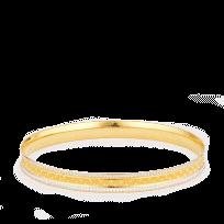 26188, 26189 - 22 Carat Gold Single Bangle