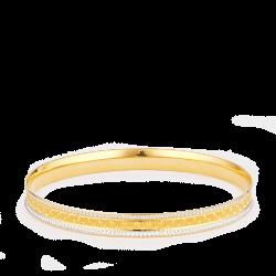 22ct Gold Bangle 26187_1
