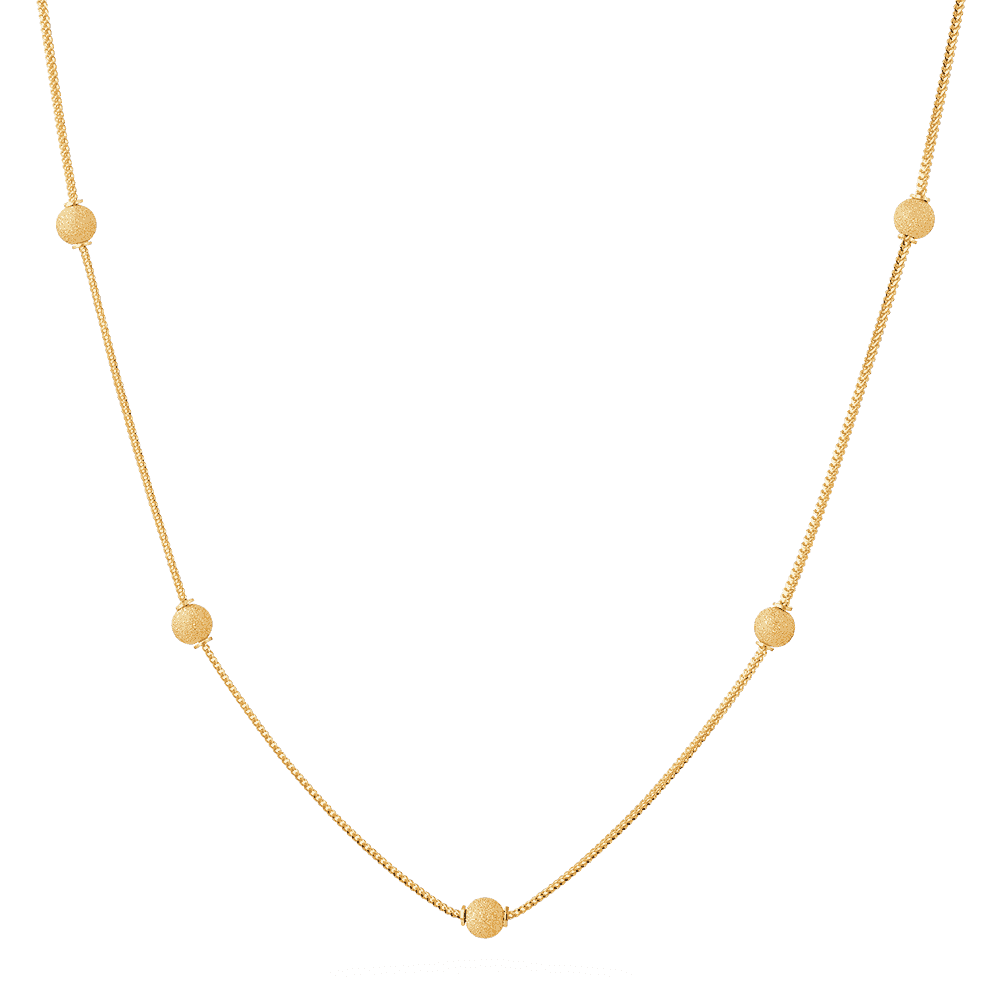 28623 - Choker Necklace in 22ct Gold
