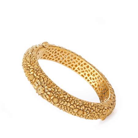 5e9d9f8b2 Indian Gold Bangles - 22ct Beautiful Style from PureJewels