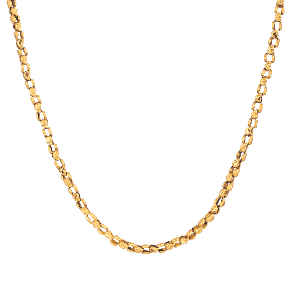 28700 - 22ct Yellow Gold Chain