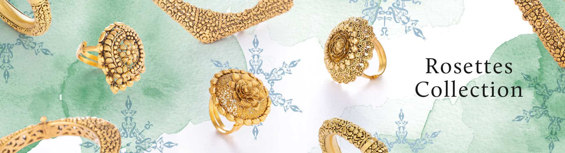 Rosettes Collection Banner