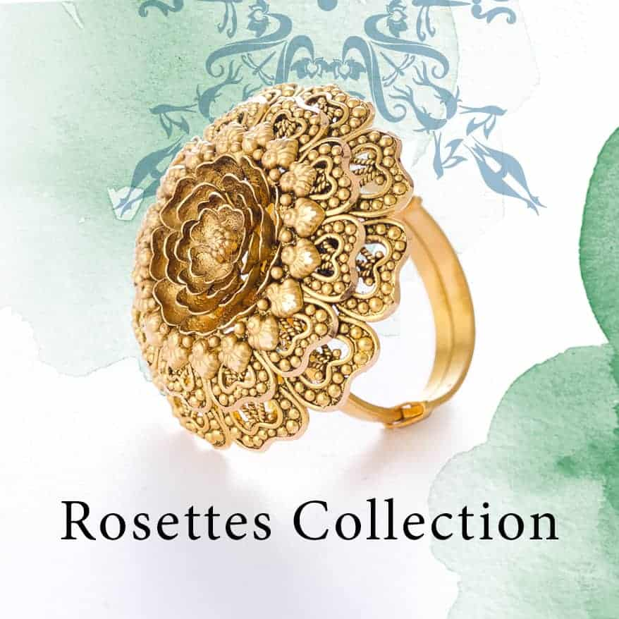 Rosettes Collection Mobile Banner