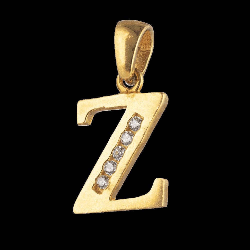 26651 - Initial Alphabet Pendant