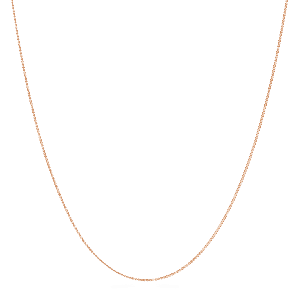 "27983 - 18ct Gold Wick Chain 18"" Inches"