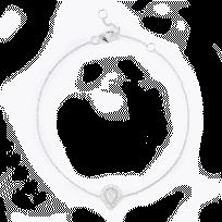 28557 - Diamond Bracelet in 18ct White Gold