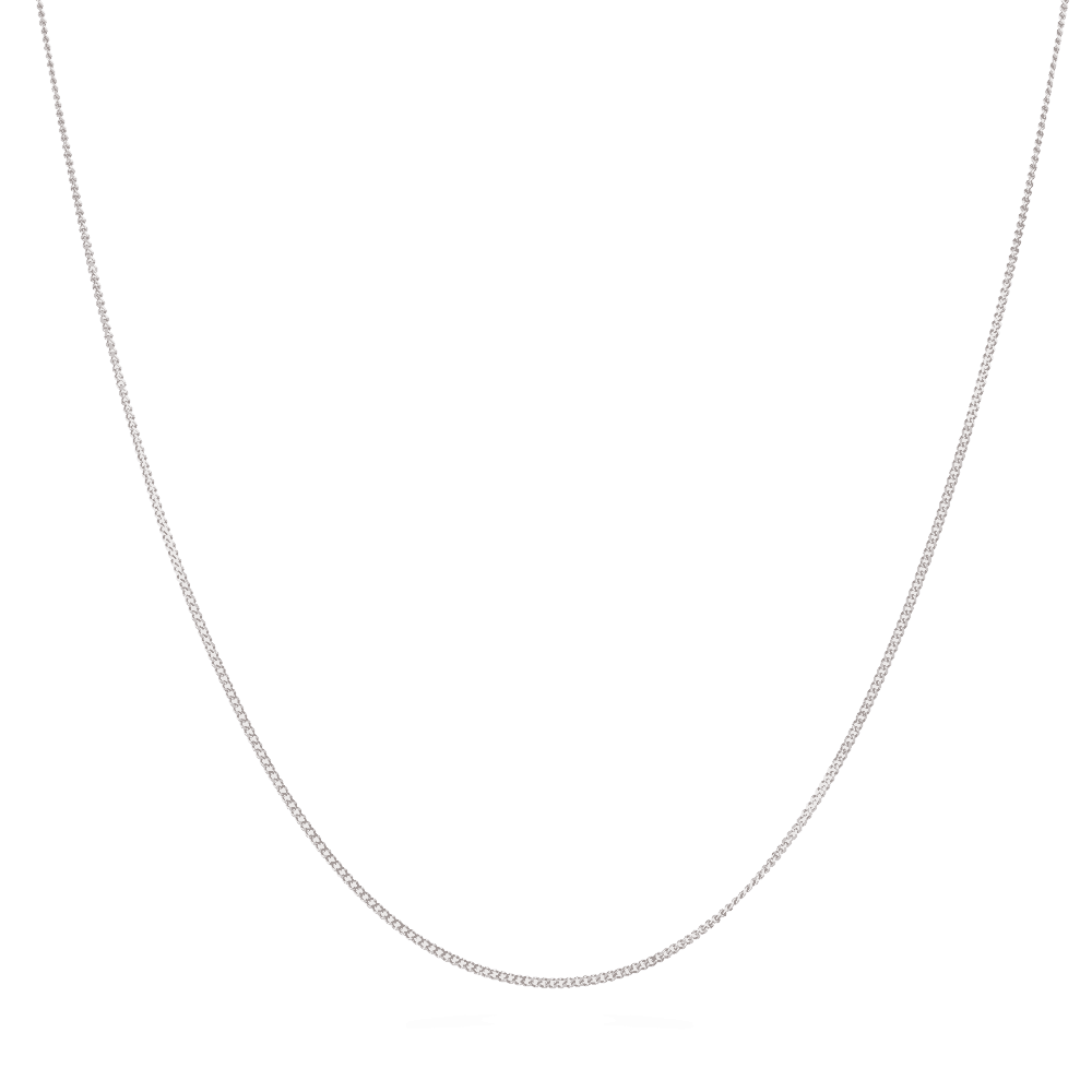 "28583 - 18 carat White Gold Chain 20"" Inches"