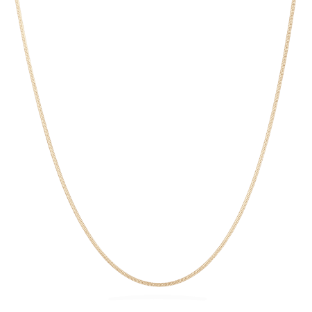 28738 - Indian Gold Chain in 18k Gold