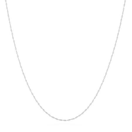 """28740 - 18 carat Ripple Chain in 16"""" Inches"""