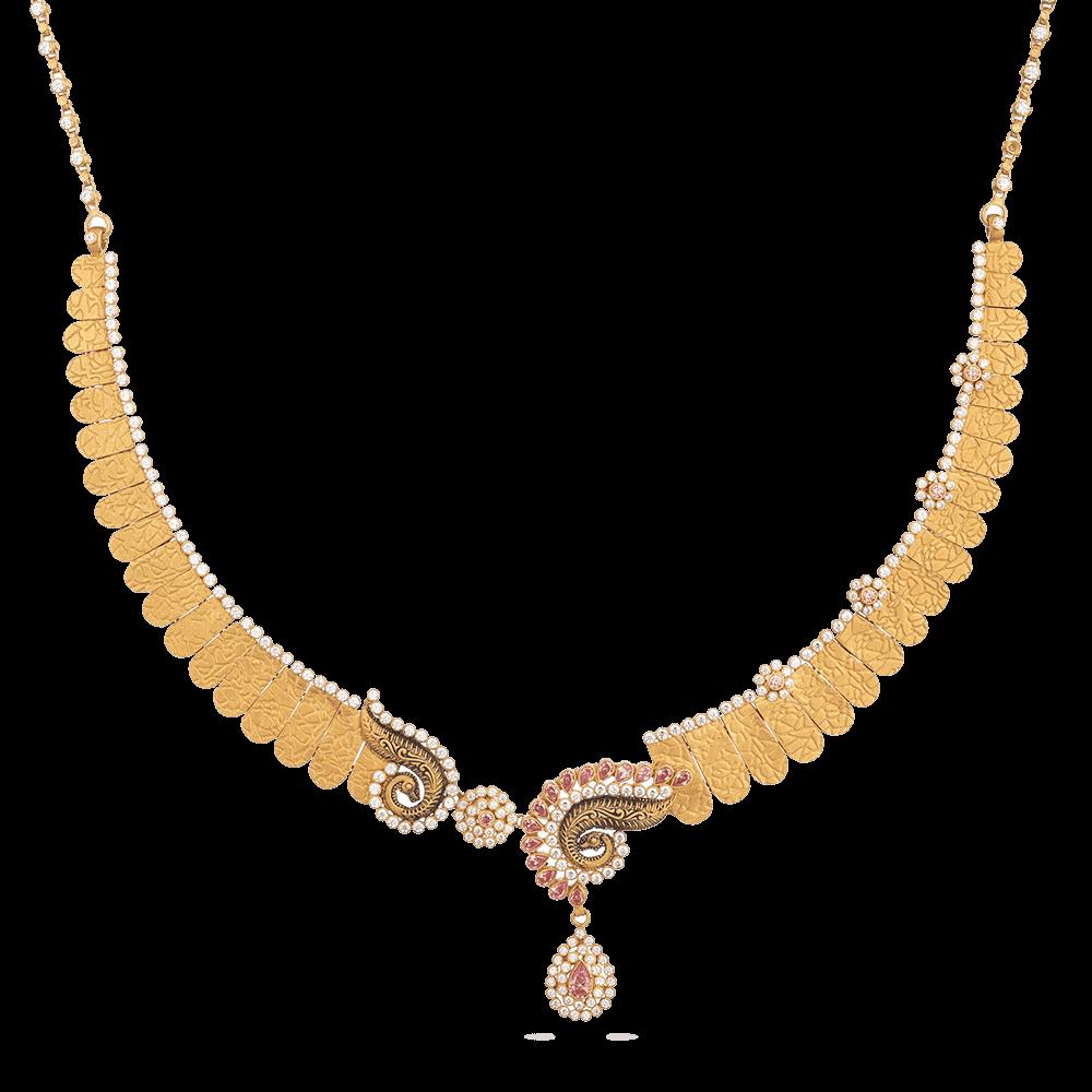 28877 - Bridal Necklace Set