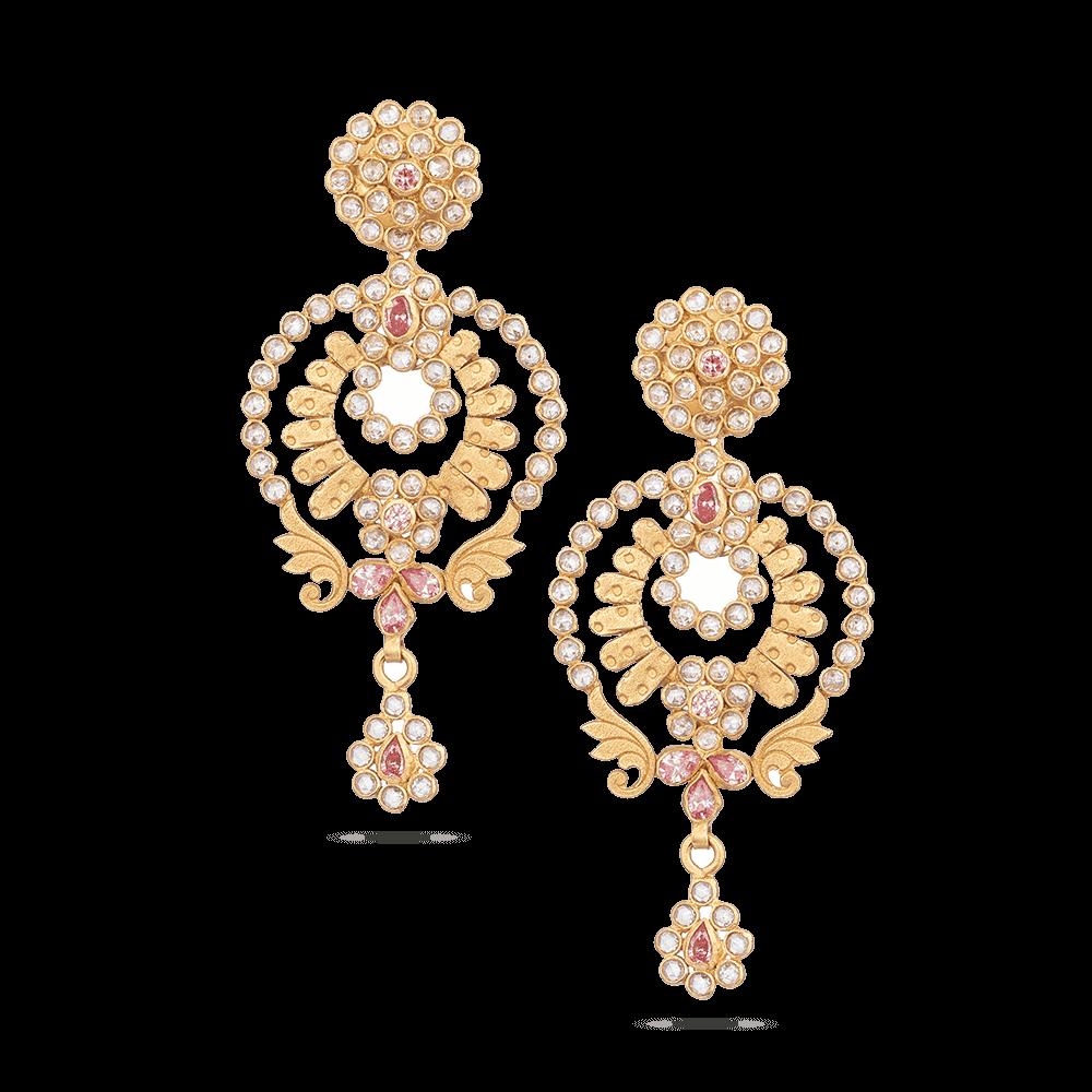 28886 - 22 Carat Gold Earrings