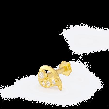 28855_C2 - Gold Nose Pin Uk
