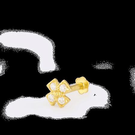 28855_C3 - Gold Nose Pin UK
