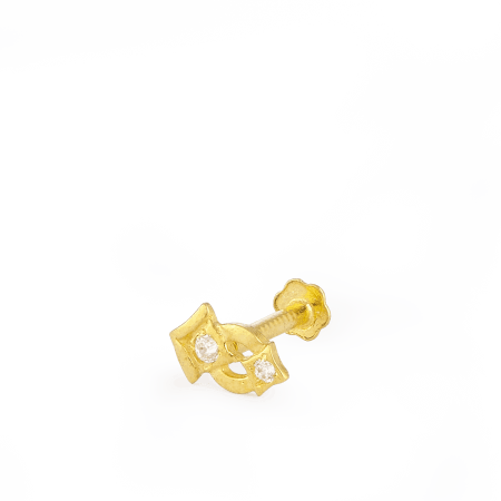 28855_C13 - 22ct Yellow Gold Nose Studs
