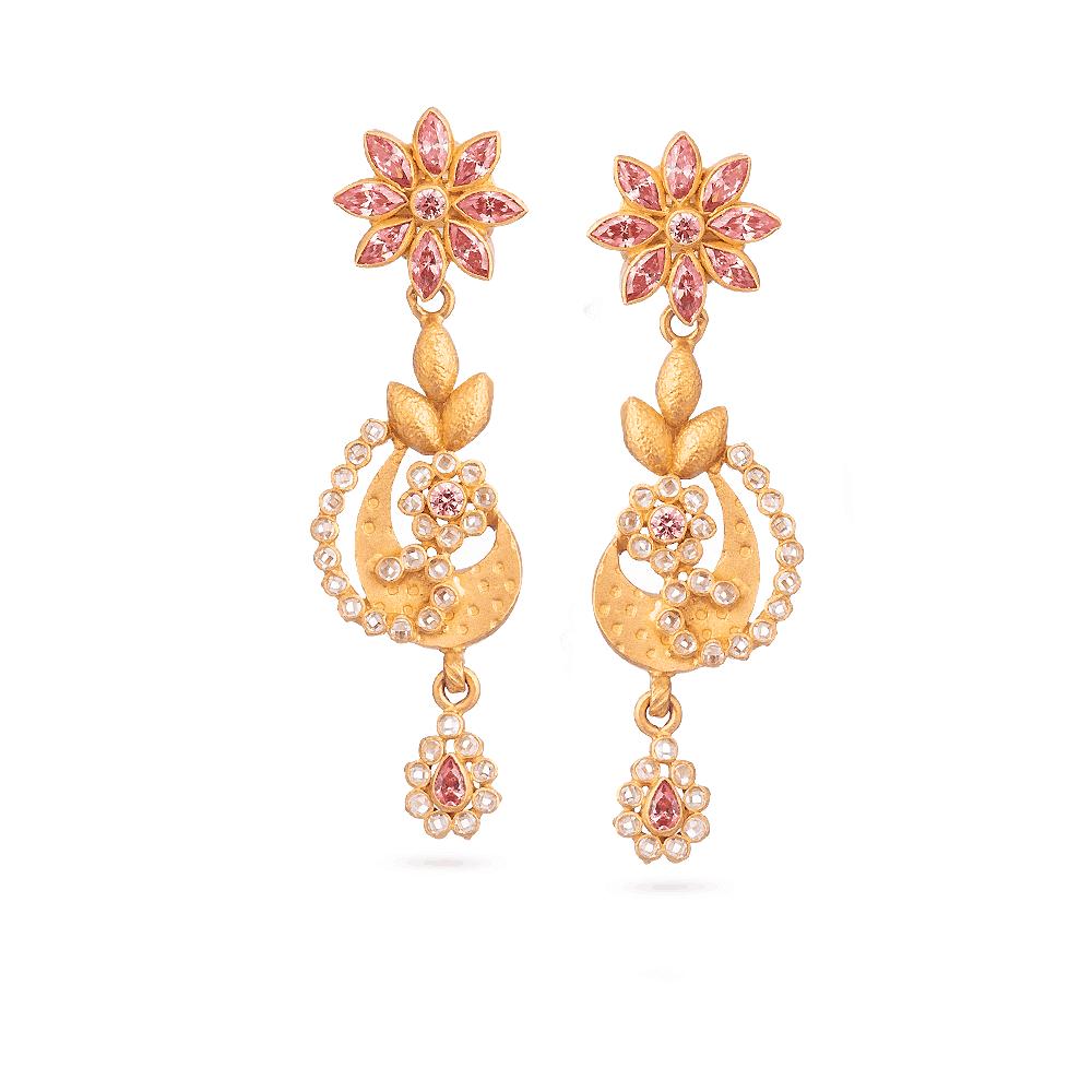 28890 - Polki Earrings