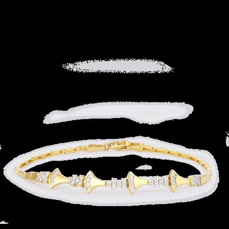 30002 - 22ct Gold Bracelet for Women