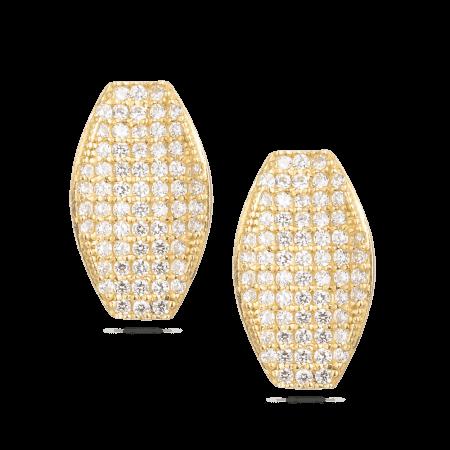 30035 - 22ct Asian Gold Earring