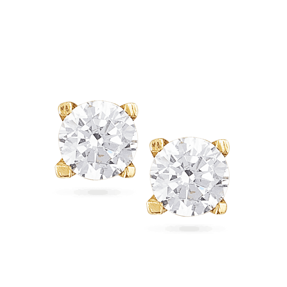 30049 , 30046 - 22ct Yellow Gold Earring