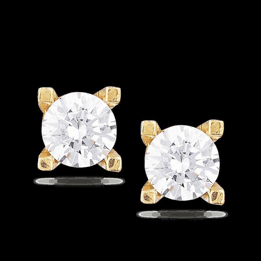 30058 - 22 Carat Gold Earring UK