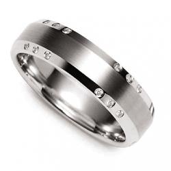 Brown & Newirth Diamond Wedding Ring
