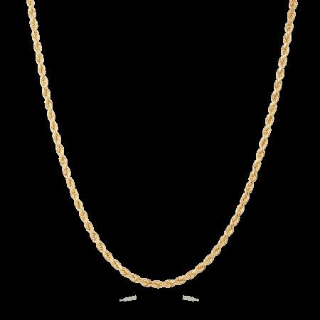 24532 - 22ct Gold Rope chain UK