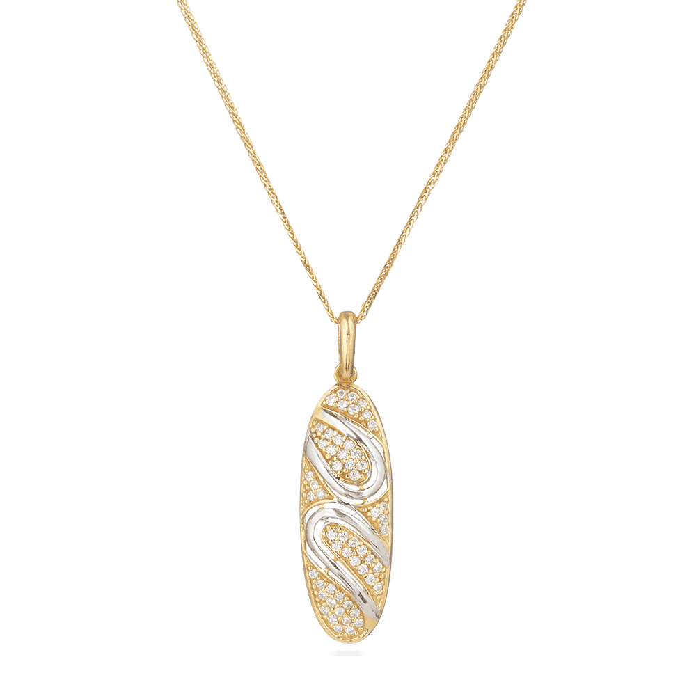 30031 - 22ct Gold Party Pendant