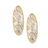 30036 - 22ct Gold Party Earring