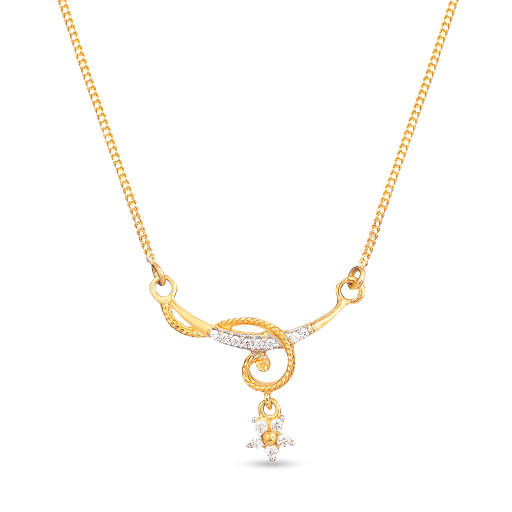27513 - 22 Carat Gold Necklace UK