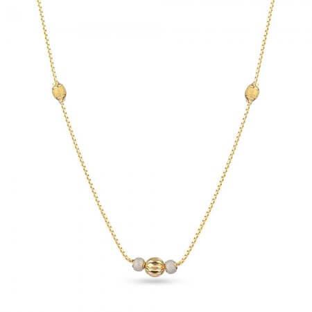 27996 - 22 Carat Gold Choker Necklace