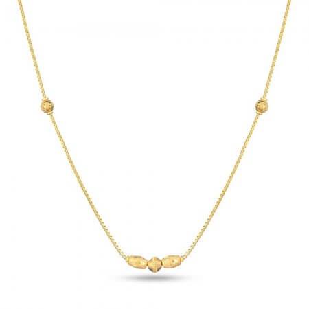 28785 - 22ct Gold Choker Chain