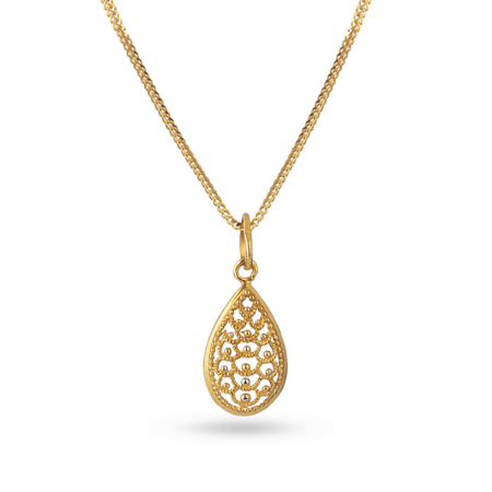 30143 - 22 carat Gold pendant