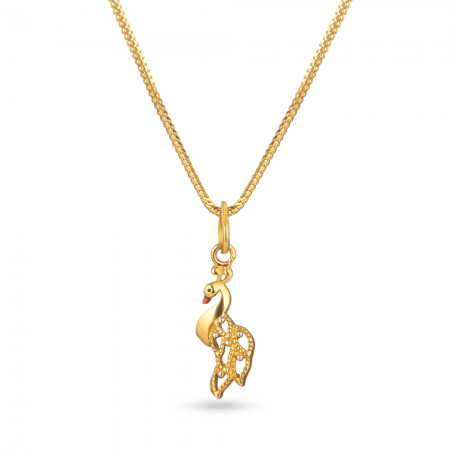30135 - 22 Carat Indian Gold Pendant