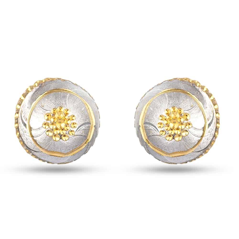 30311 - Ladies Gold Earrings