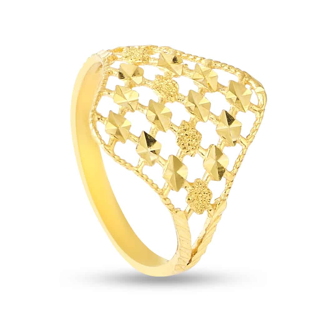 30367 - Indian Gold Ring