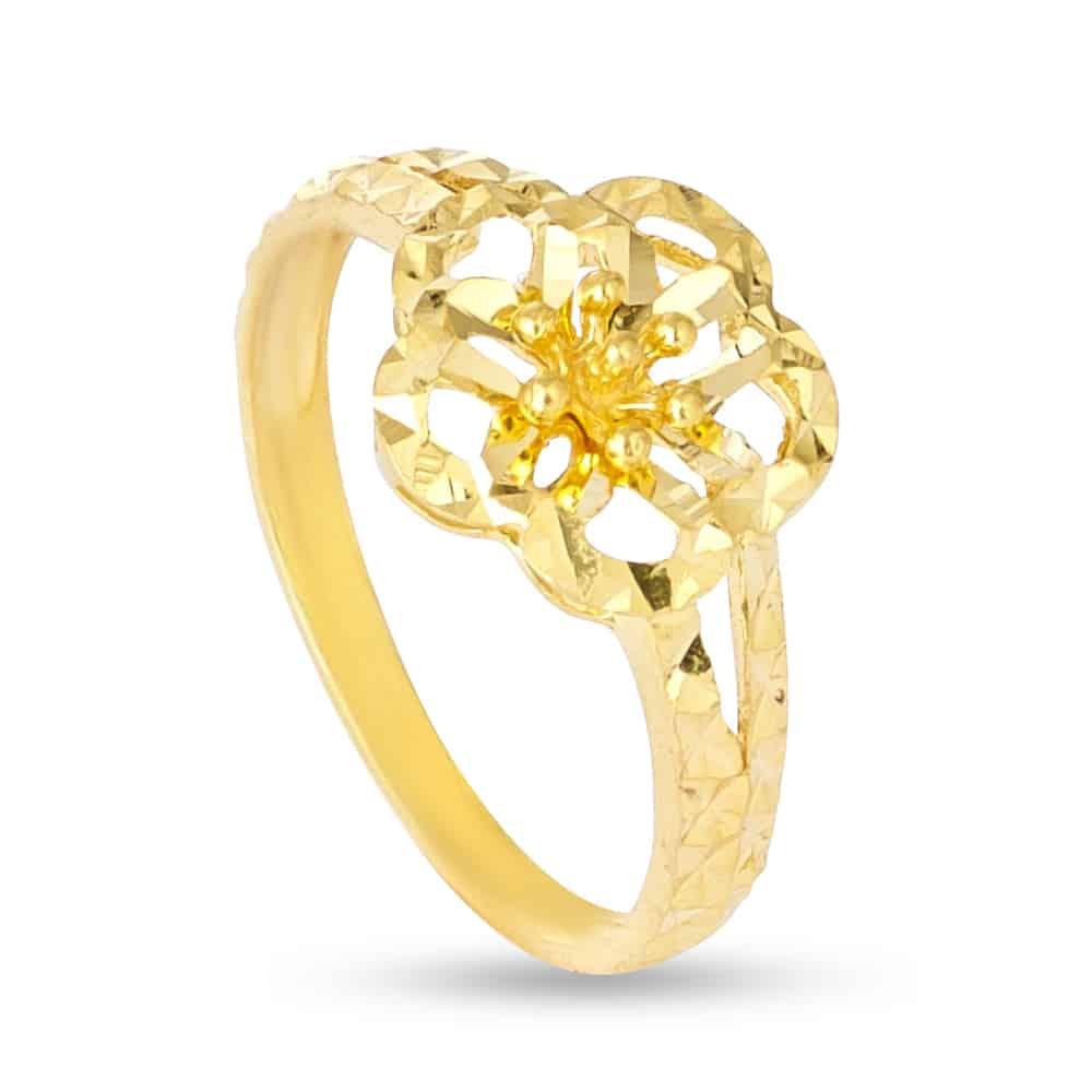 30368 - 22kt Gold Ring