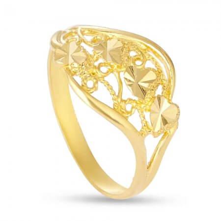 30360 - 22ct Yellow Gold Ring